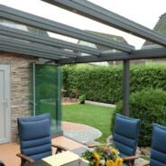 Terrassendächer und Wintergärten